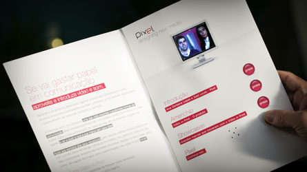 Sync Mobile - Video in Print